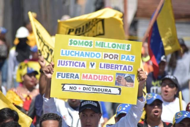 MARCHA SOMOS MILLONES EN EL ZULIA 20.05.2017 (6)