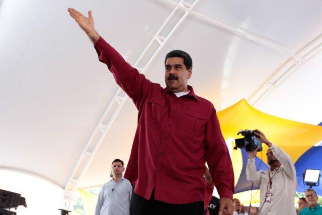 El presidente  Nicolás Maduro. Foto: Prensa Presidencial