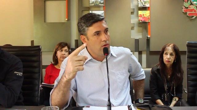 Alfredo Jimeno, concejal de Chacao