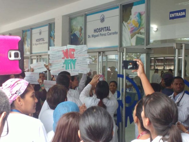 Protesta Perez Carreño2