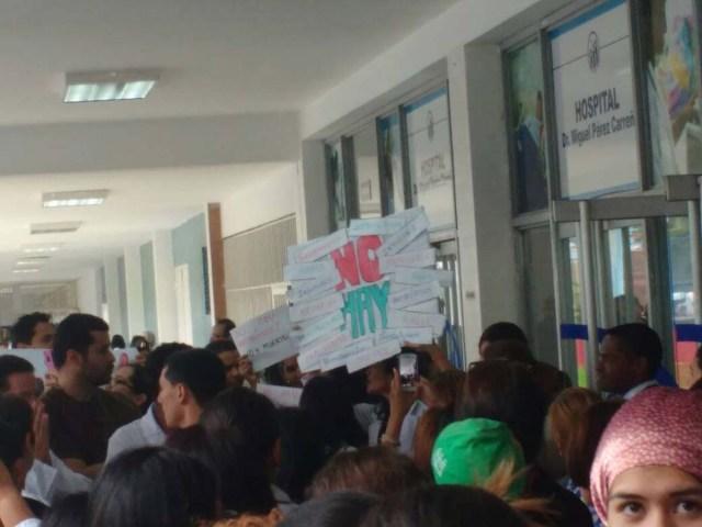 Protesta Perez Carreño5