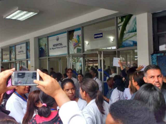 Protesta Perez Carreño7