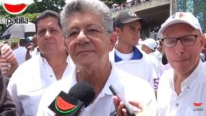 Presidencia Encargada denunció maniobra del TSJ de Maduro para arrebatar AD a su actual directiva