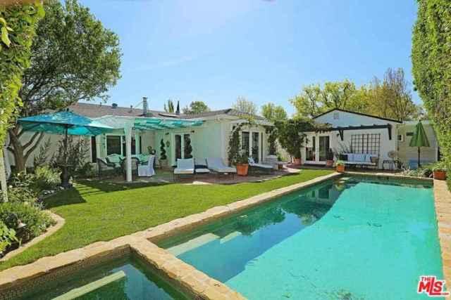 Selena Gomez casa Los Angeles 7