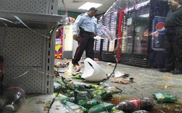 Comercios en Maracaibo están afectados por saqueos registrados en los últimos dos meses.
