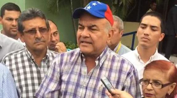 Andrés Eloy Camejo, diputado a la Asamblea Nacional por el estado Barinas