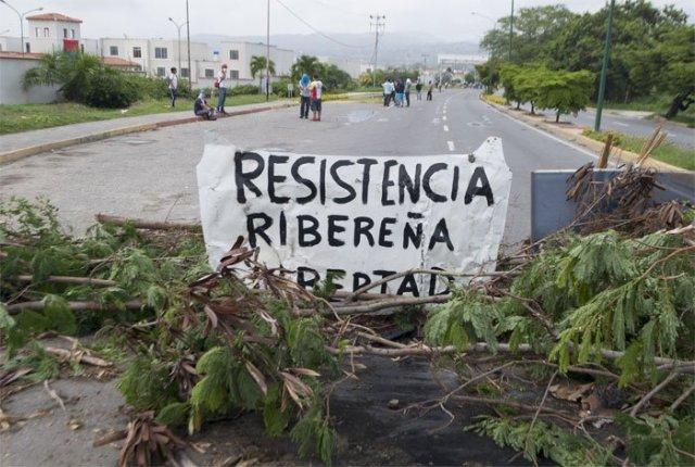 barricadas barquisimeto