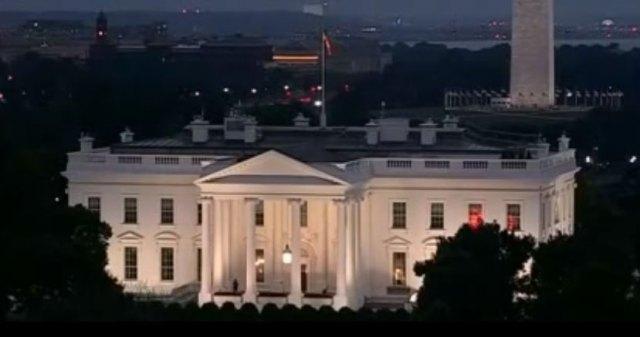 Fachada de la Casa Blanca