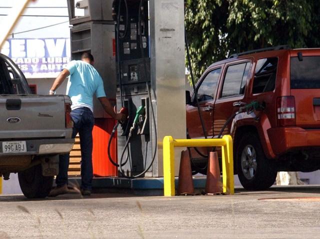 Gasolinera El Tigre Anzoátegui