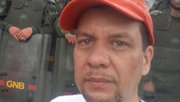 Jorge Machado, coordinador de formación de Voluntad Popular y profesor de la UCV (foto vía Twitter)