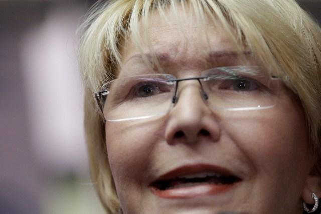 Luisa Ortega Diaz, fiscal general de la República / FOTO REUTERS/Marco Bello