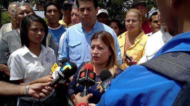 La diputada a la Aasamblea Nacional por el estado Sucre, Milagros Paz (Foto: Prensa diputada MIlagros Paz)