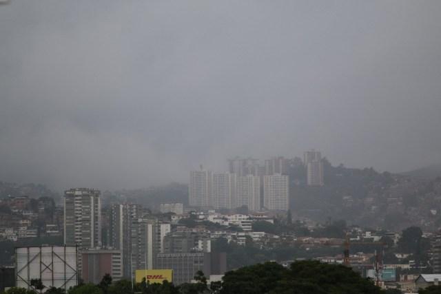 Caracas nublada / Foto @galindojorgemij