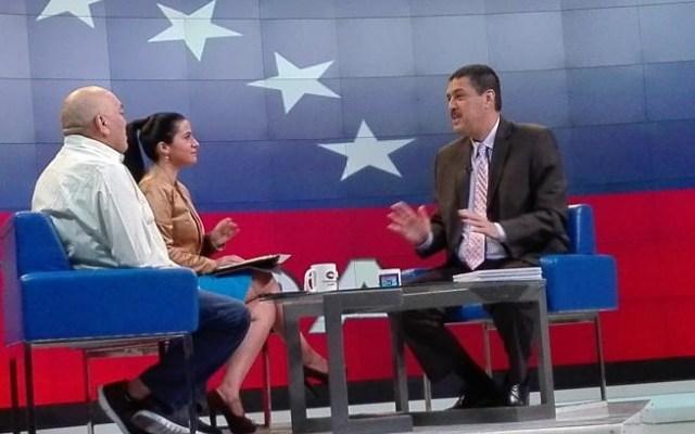 Ramón Lobo, ministro de Economía y Finanzas y vicepresidente del Área Económica / Foto  VTV