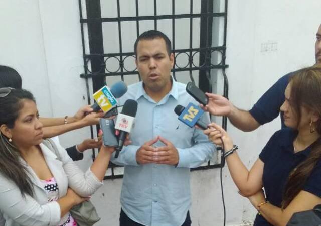 Rolman Rojas: Sectores populares se sumarán a la resistencia no violenta