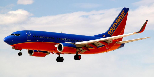 Southwest volará de Miami a Costa Rica a partir de noviembre