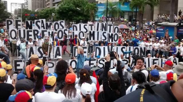 1 Marcha de la Fe Caracas 17 jun 2017 (2)