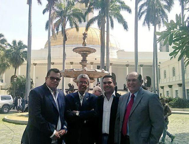 Parlamentarios de Vente Venezuela