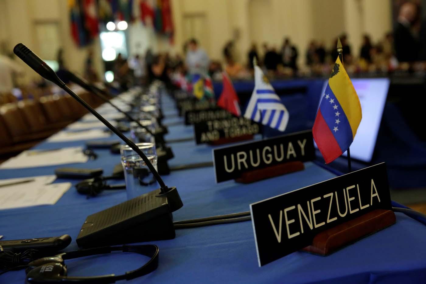 Cinco analistas se unen al grupo de trabajo sobre Venezuela en la OEA