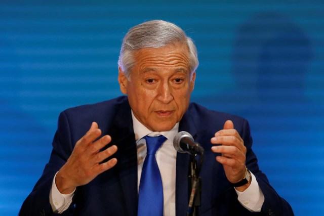 Canciller chileno, Heraldo Muñoz, abordará crisis de Venezuela en Asamblea General de la ONU. (Foto archivo)