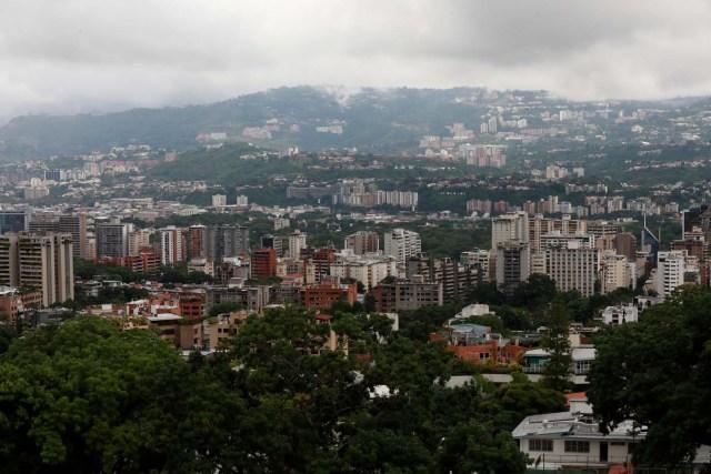 A general view of Caracas, Venezuela June 29, 2017. REUTERS/Marco Bello