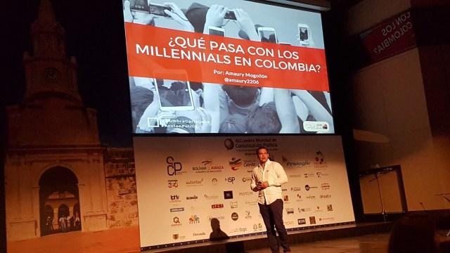 El consultor político Amaury Mogollón (Foto: Bloque de Prensa Nacional)