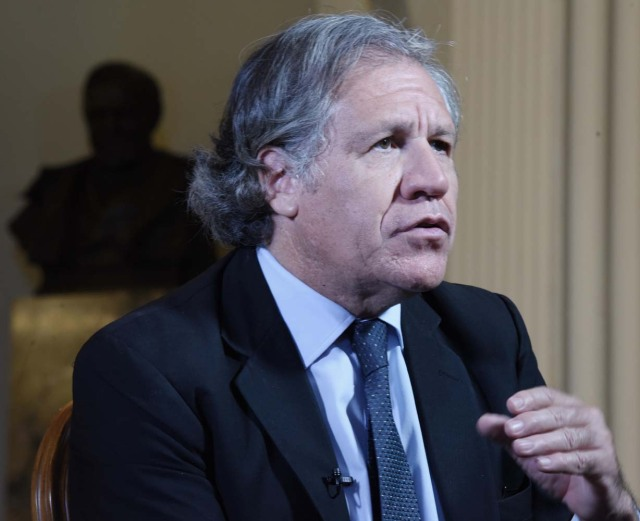 El secretario general de la OEA, Luis Almagro (Foto: EFE)