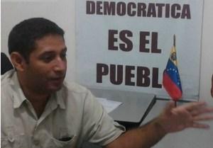 Julio Castellanos:  La comunidad de Barrerita no tiene cobertura alimentaria