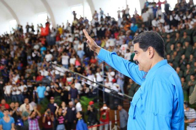 Foto: El presidente Nicolás Maduro / Despacho de la Presidencia