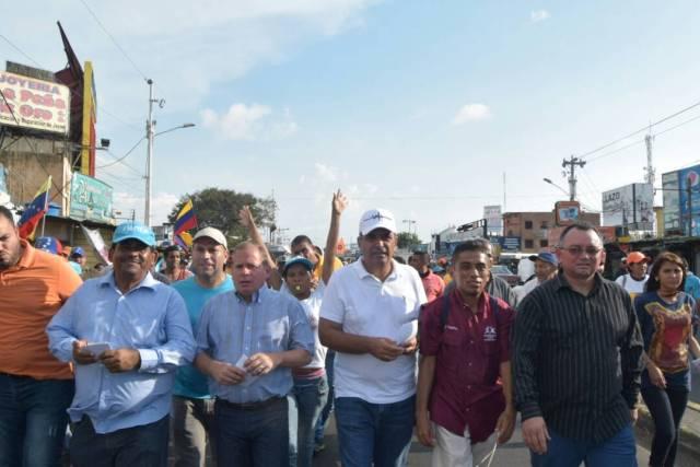 El oeste de Maracaibo dijo no a la Constituyente