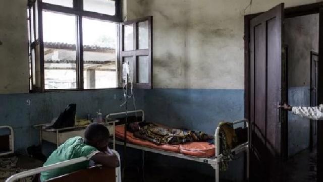 Kasai está ubicado en el centro de la República Democrática del Congo
