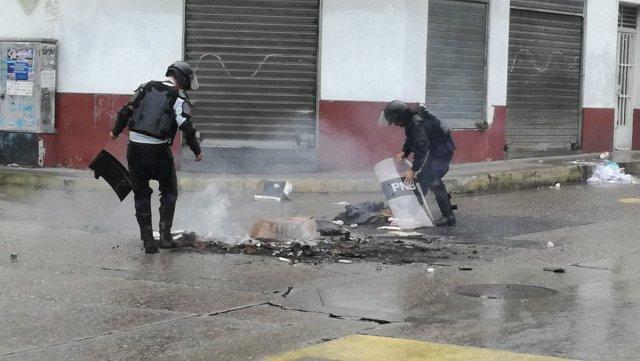 Barricadas Mérida 9Junio