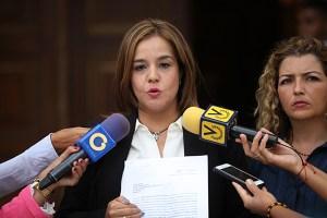 Karín Salanova: Más de nueve millones de venezolanos comen una sola vez al día porque el sueldo no alcanza