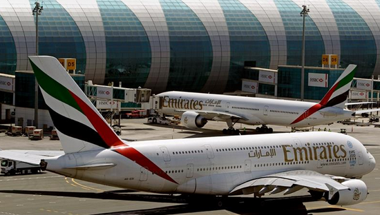 Etihad, Emirates y flydubai