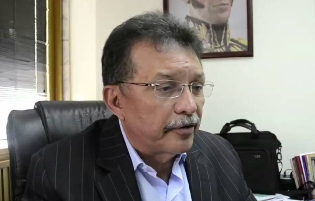 Germán Ferrer, diputado oficialista / Foto Archivo