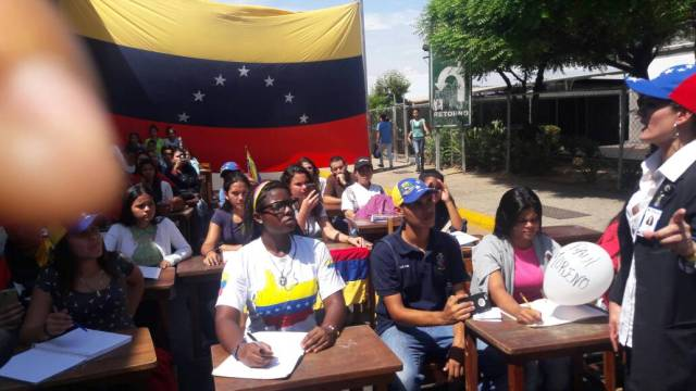 Movimiento Estudiantil Zuliano convoca asamblea universitaria en contra de la Constituyente