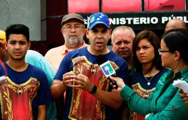 El diputado a la Asamblea Nacional por la Unidad en Monagas, José Antonio Mendoza