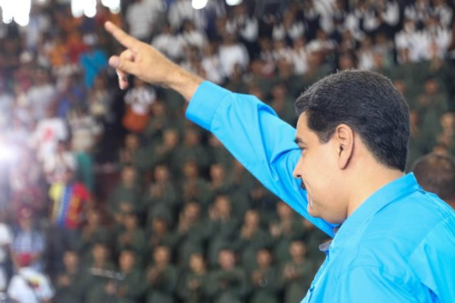 Foto Nicolás Maduro / Despacho de la Presidencia