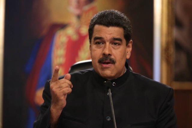 Foto: El presidente de la República, Nicolás Maduro / Prensa Presidencial