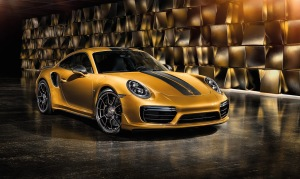 El Porsche 911 Turbo S Exclusive Series… 607 HP para un carro de colección (WOW + FOTOS)