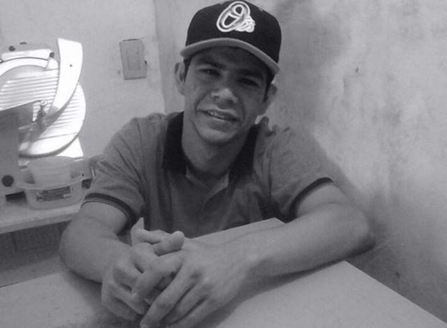 Roberto Durán, la nueva víctima de la represión cayó en Barquisimeto.