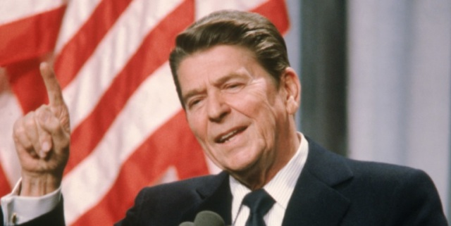 Ronald Reagan (1911-2004)