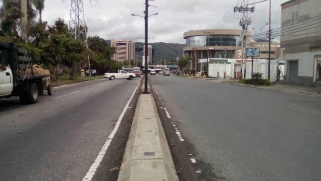 Plantón en Carabobo este !4 de junio / Foto @rafaelrumbosgil
