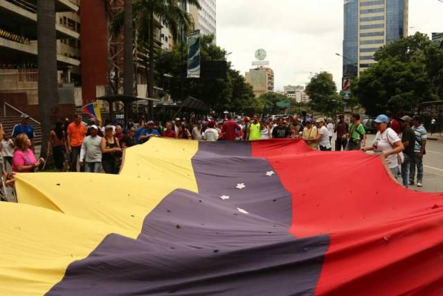 Unidos en la Fe desde Chacaito / Foto: Wil Jiménez