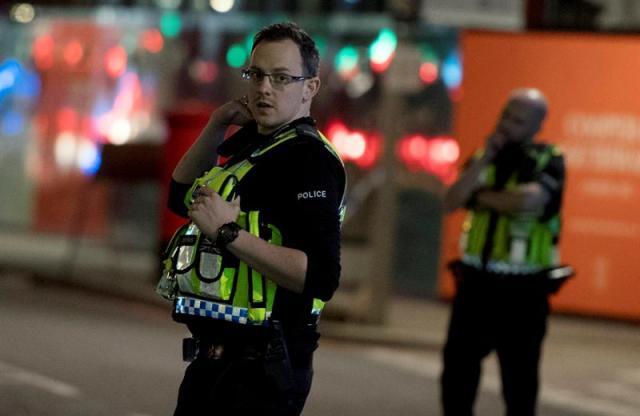 Ataques en Londres / EFE
