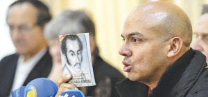 La última declaración de Clíver Alcalá antes de entregarse a la DEA (AUDIO)