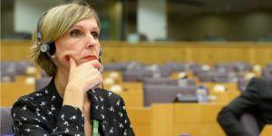 Eurodiputada Becerra rechaza declaraciones de Mogherini sobre envío del Grupo de Contacto a Venezuela (Tuits)