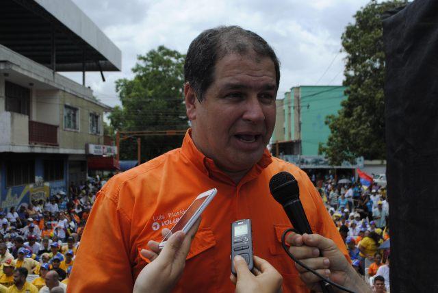 El presidente de la Comisión de Política Exterior de la Asamblea Nacional, Luis Florido