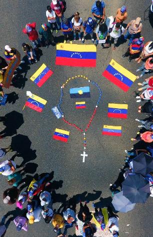 UNT Zulia le deja mensaje a Maduro
