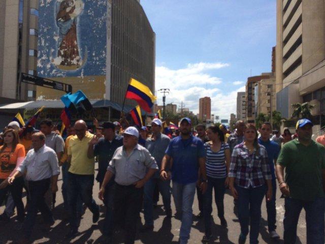 Foto: En Maracaibo marchan hasta el Ministerio Público  / Elimar Díaz?